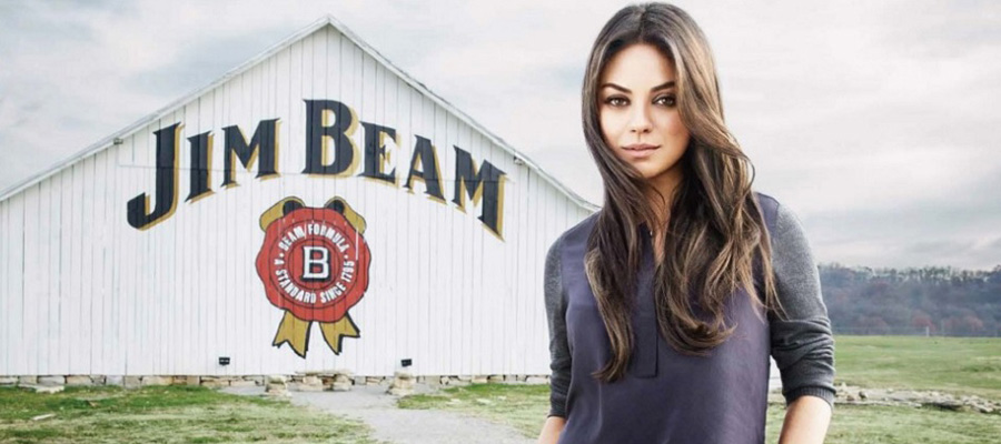 mila-kunis-jim-bean-cover